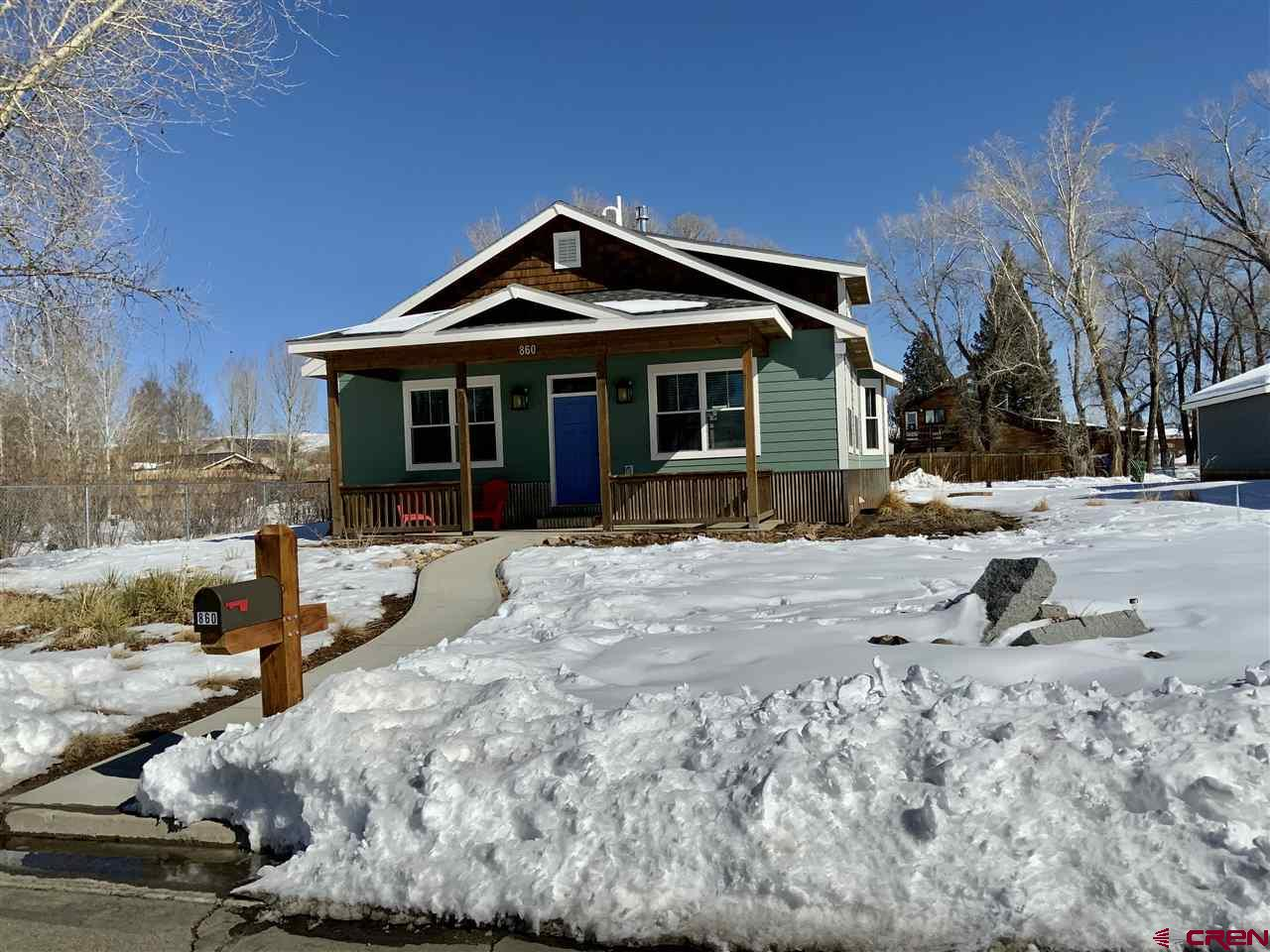860 N 12th Street, Gunnison, CO 81230