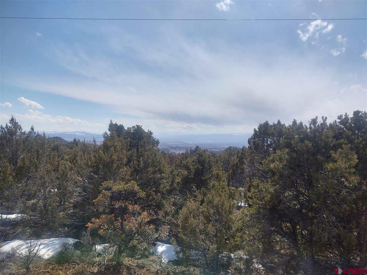 6 plus acres with fantastic views of the mountains and valley below. One Coalby domestic water tap included. All utilities in the public road right of way. Very private, No junk properties around.