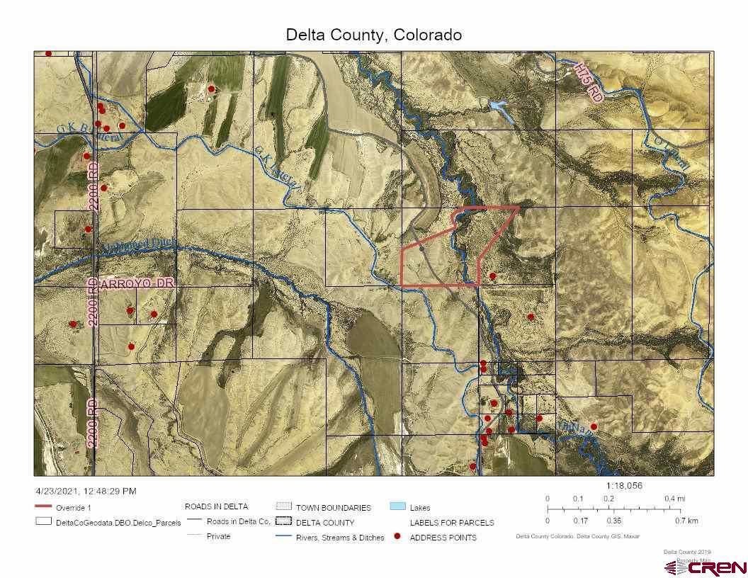 6065 Peach Valley Road, Delta, CO 81416