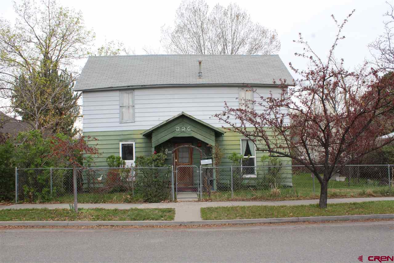 Paonia 3 bedroom home within walking distance to town and park! New forced air gas heater just installed this year. Large yard with plenty of mature shade and fruit trees with the irrigation to water them! Come make this home yours today!!