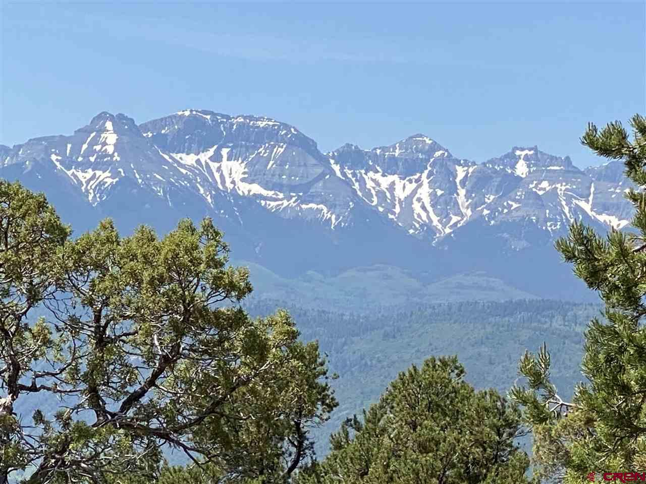 Wow, escarpment lot for less than $200k!!  Great buy in Ouray County with not much like it.  Here is your chance to get a lot that gives you awesome views and you can even see the Ridgway Reservoir. This is a great opportunity to have nice views for a fraction of the price.  It is nicely wooded to offer privacy from Pine Drive.  Once you start building this lot will open up nicely and have a nice private drive back to your home.  Close to the town of Ridgway, only 15 mins away.  Telluride is 45 mins, and Montrose, is just 30 mins.  Definitely check out and don't wait - it won't last!