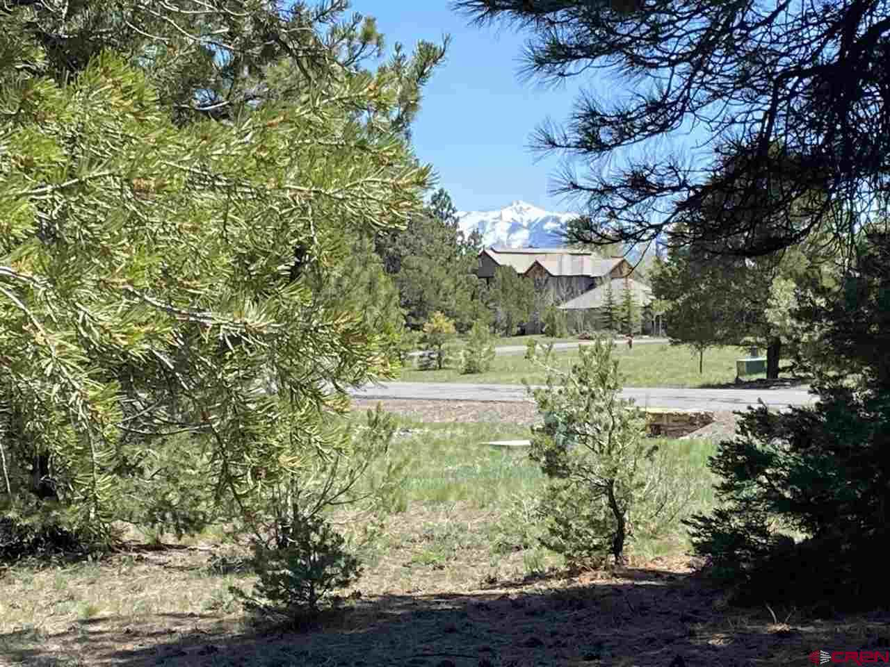 """Golf Course lot on Marmot!  This lot is located on the 12th hole with dramatic views of the Cimmaron Range and is just over an Acre.  Mature trees and level building location for your dream home.  The right location will offer views of the San Juan's.  In the winter Hole 12 is the go to """"sledding hill"""" for the kids, grandkids and adults.   Divide Ranch & Club Golf Course is the perfect spot to get your game on.  Even for those that are not avid golfers there is different scenery from every hole on the course that you do not want to miss out on. In the winter enjoy snowshoeing, cross country skiing and sledding throughout the community.  The clubhouse offers opportunities to meet with your neighbors for a cocktail and a bite to eat.   It is also a gorgeous backdrop for a special events including weddings, birthdays, or other small private parties.  The community is centrally located in Southwestern Colorado within close proximity to every outdoor activity you can imagine.  Enjoy skiing or snowboarding in world renowned Telluride CO in the winter and take advantage of the many festivals offered throughout the summer including, Film, Wine, Yoga, Blue Grass ,Blue's & Brew's and many more .  Ouray, known as the Little Switzerland of the US,  is within 15 min where you can soak in the Hot Springs while looking up at the mountains and hike or drive to waterfalls. Fly fishing, boating, kayaking, paddle boarding, hiking, mountain biking and off-roading is literally minutes away from your front door.  When you are done playing in the mountains stop by one of the local breweries or dine in one of the restaurants.  Divide Ranch & Club is a hidden gem nestled in the San Juan's and is the perfect spot for a forever home or a second home.."""