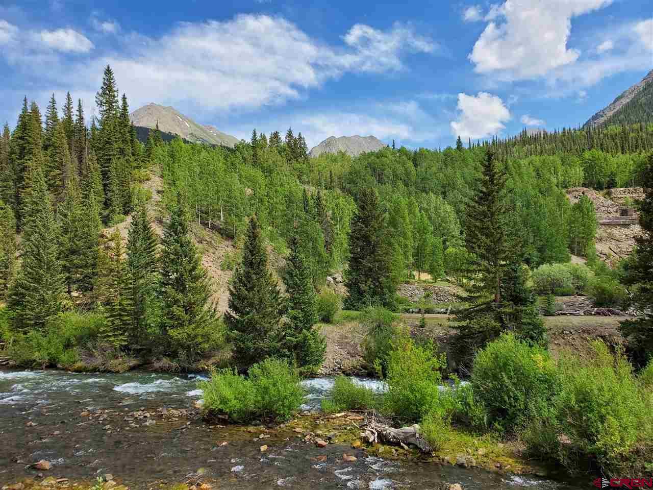TBD CR 2 Animas River and Arrastra Creek, Silverton, CO 81433