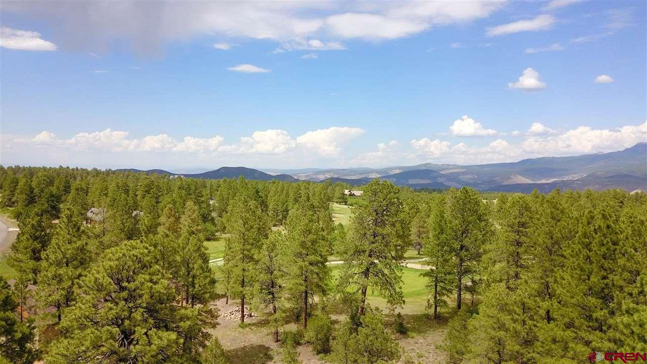V-lot Located in Divide Ranch and Club. Water tap is paid, Sewer tap available and underground utilities are to lot line with paved roads in the subdivision. Offering spectacular views of the San Juan Mountains. This is in the core of the of the beautiful Divide Ranch & Club Golf course. Nicely treed with Ponderosa, Pinion and Juniper. Golf membership is included in price. Located in the award winning Divide Ranch & Club, 7,039-yard golf course. Factor in a high-mesa forest with phenomenal views of Cimarron and San Juan Mountain ranges. Enjoy the golf club offerings luxurious community experience. Less than four miles from Ridgway, less than thirty minutes from Montrose and its regional airport, and a short drive from Telluride, and Ouray.