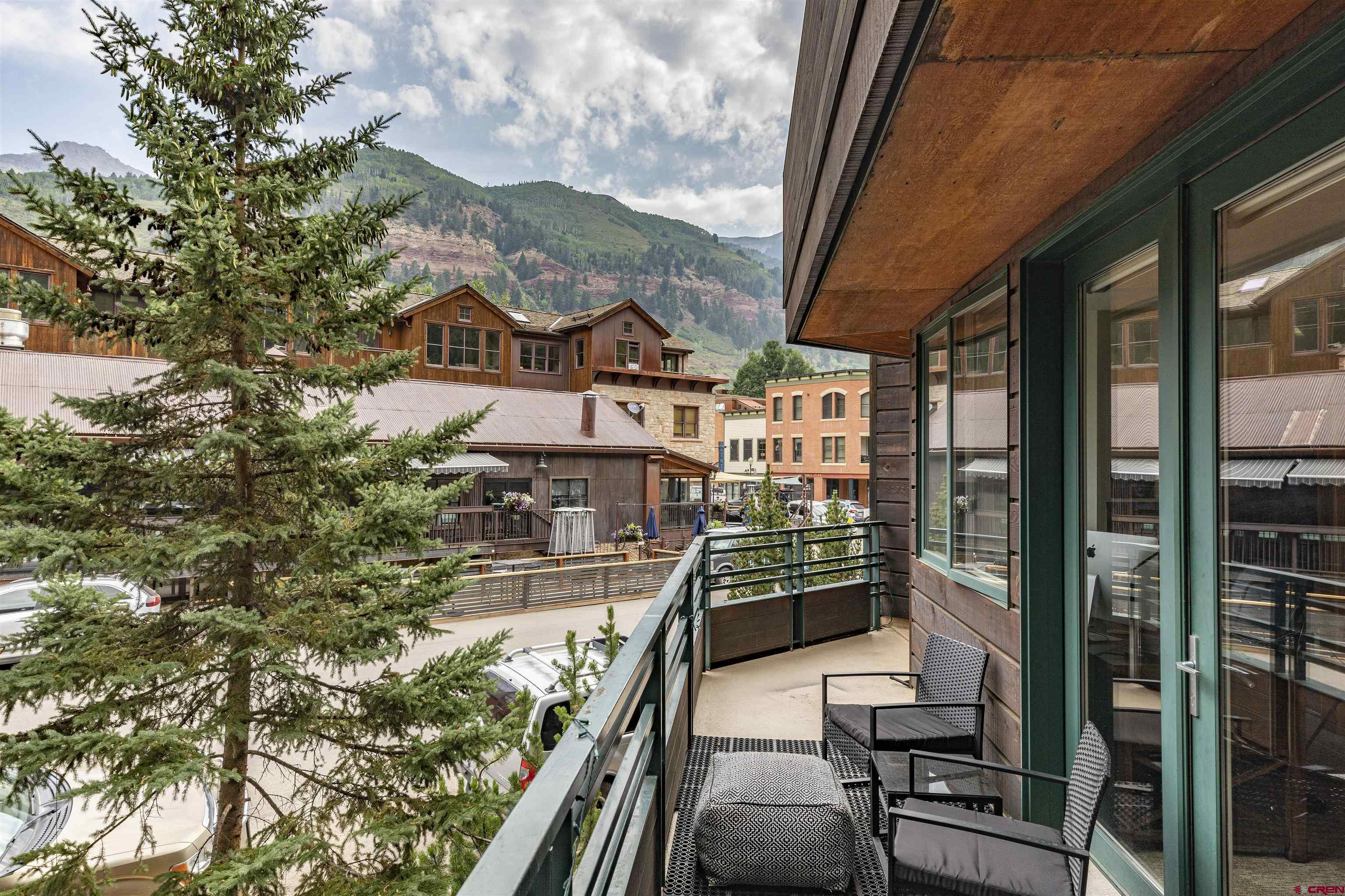 This 3 bedroom Ice House condominium is among the most convenient locations in town. Right in the center of it all, this condo is within steps to everything you need to enjoy Telluride's beautiful box canyon--two minutes to the gondola, two minutes to the heart of Colorado Ave (Main St), and two minutes to the Bear Creek trailhead. When you return home, the Ice House Condominiums offers sought after amenities including heated garage parking, a steam sauna, hot tub, heated indoor/outdoor pool, and private ski lockers. Life doesn't get much better than this! Interior photos coming soon.