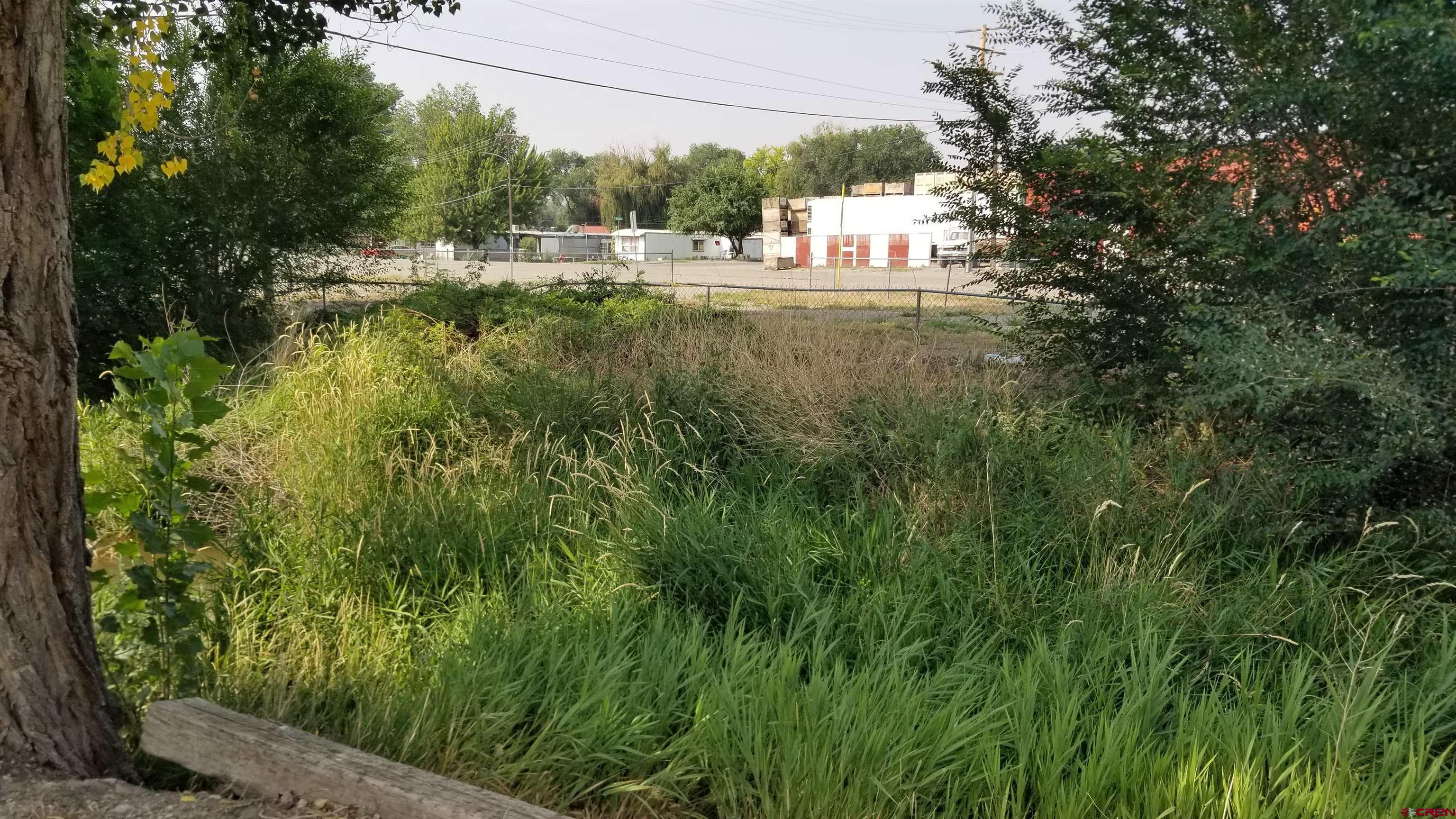 """Vacant lot in Town of Hotchkiss with great opportunity. Total of .35 acres, part of the lot is cleared and flat and the other portion is lush with trees and foliage. There are no known rights to the irrigation water but you can enjoy the shade from the trees and sound of the running water from the ditch that runs through the property. Walking distance to restaurants, grocery, farmer's market and more. ****Property is zoned Residential/Mixed Use and might have potential for a tiny home*******SELLER FINANCING AVAILABLE**** Utilities nearby. Town of Hotchkiss motto is """"The Friendliest Town Around"""". Come and see for yourself and let's figure out what you can do with this lot."""