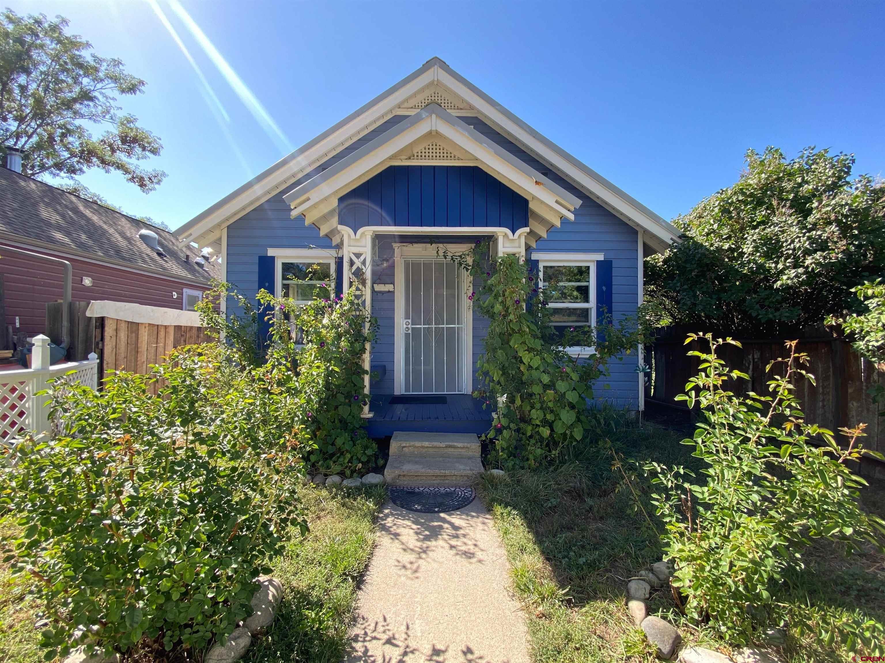 222 Box Elder Avenue, Paonia, CO 81428
