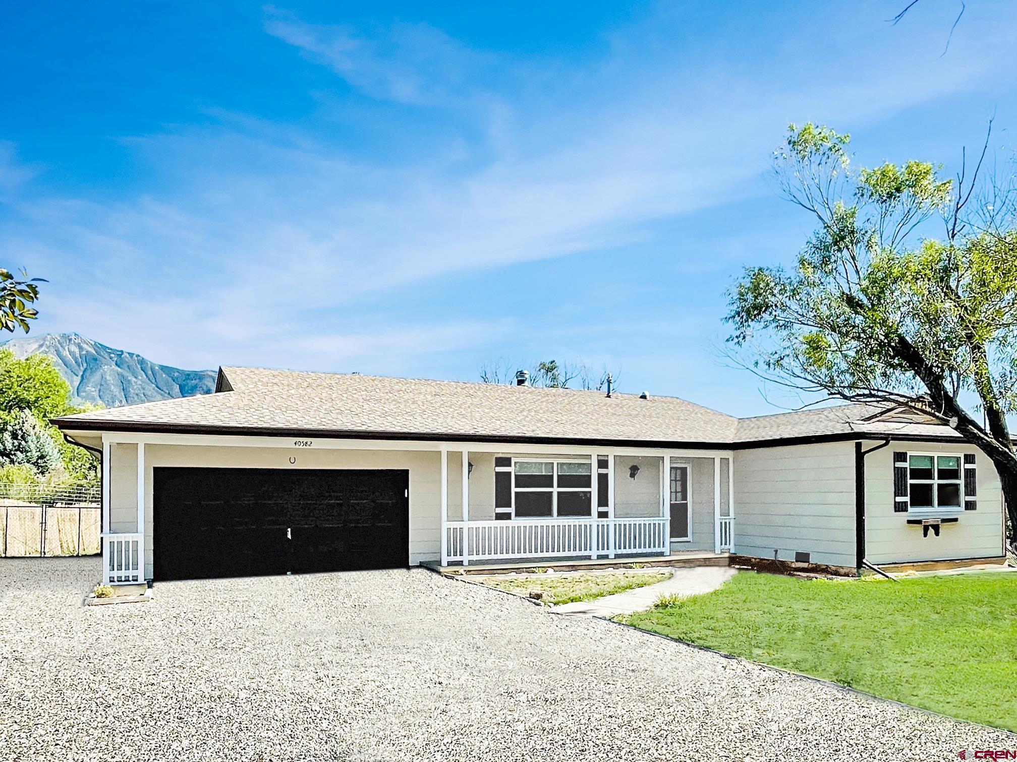 40582 German Creek Drive, Paonia, CO 81428