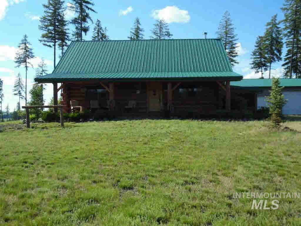 Very nice diverse property lies next to 640 acres of state with hunting, hiking, atv, horse back riding, or just sit back and enjoy the magnificient views in the quiet of this beautiful off the beaten path property. Very nice ,well built log home in this timber land setting. Over 12,000 trees have been planted with lots of regrowth. Good well along with automatic 1500 gallon water storage system, automatic generac generator power backup adds to the comfort of country living. Lots of wildlife.