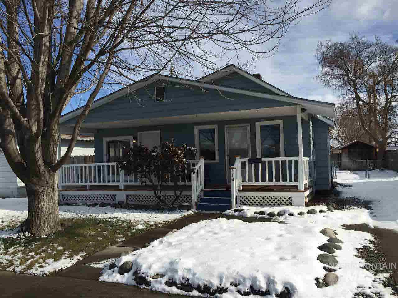 413 7th Street, Clarkston, Washington 99403, 2 Bedrooms, 2 Bathrooms, Residential For Sale, Price $157,000, 314738