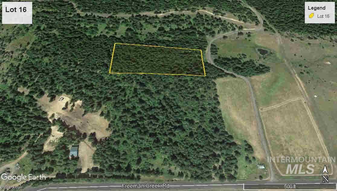 tbd Lot 16 Ceres Drive, Lenore, Idaho 83541, Land For Sale, Price $42,900, 322224
