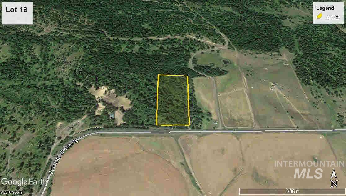 tbd Lot 18 Ceres Drive, Lenore, Idaho 83541, Land For Sale, Price $42,900, 322227