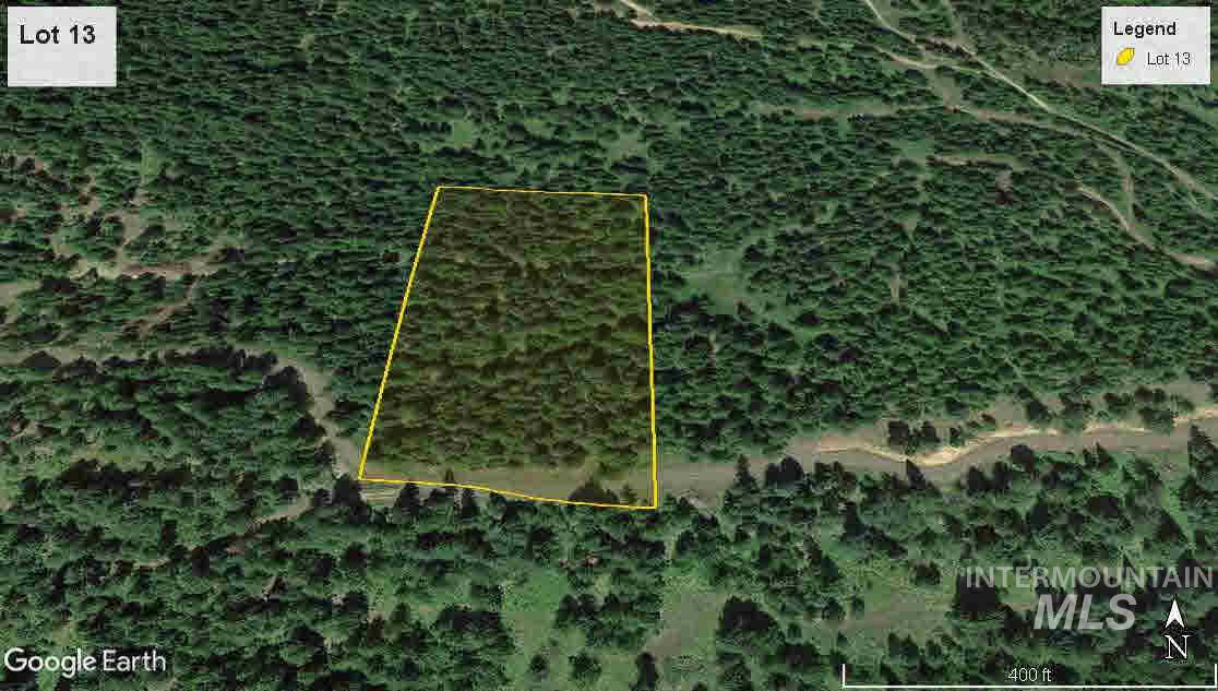 tbd Lot 13 Bland Road, Lenore, Idaho 83541, Land For Sale, Price $39,500, 322234