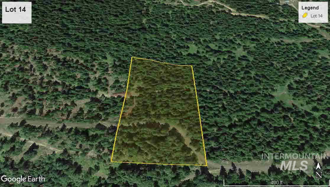 tbd Lot 14 Bland Road, Lenore, Idaho 83541, Land For Sale, Price $39,500, 322235