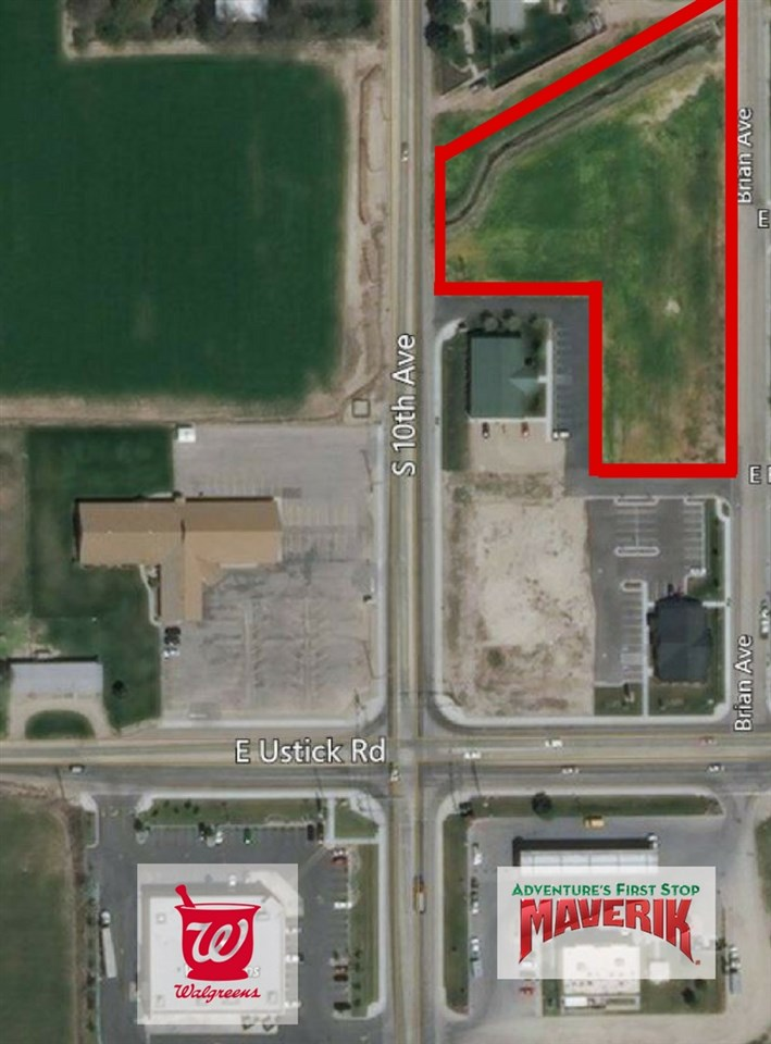 4023 S 10th Avenue,Caldwell,Idaho 83607,Land,4023 S 10th Avenue,98679406