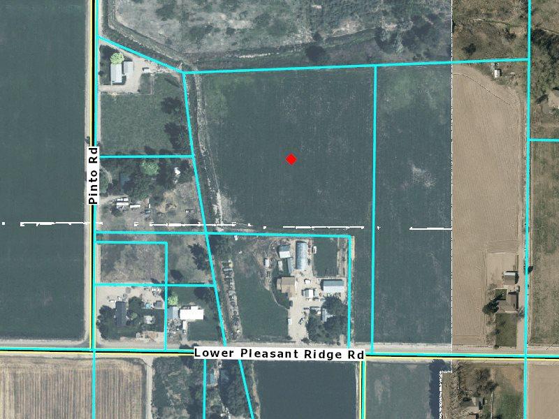 0 Lower Pleasant Ridge Road,Caldwell,Idaho 83607,Land,0 Lower Pleasant Ridge Road,98679450