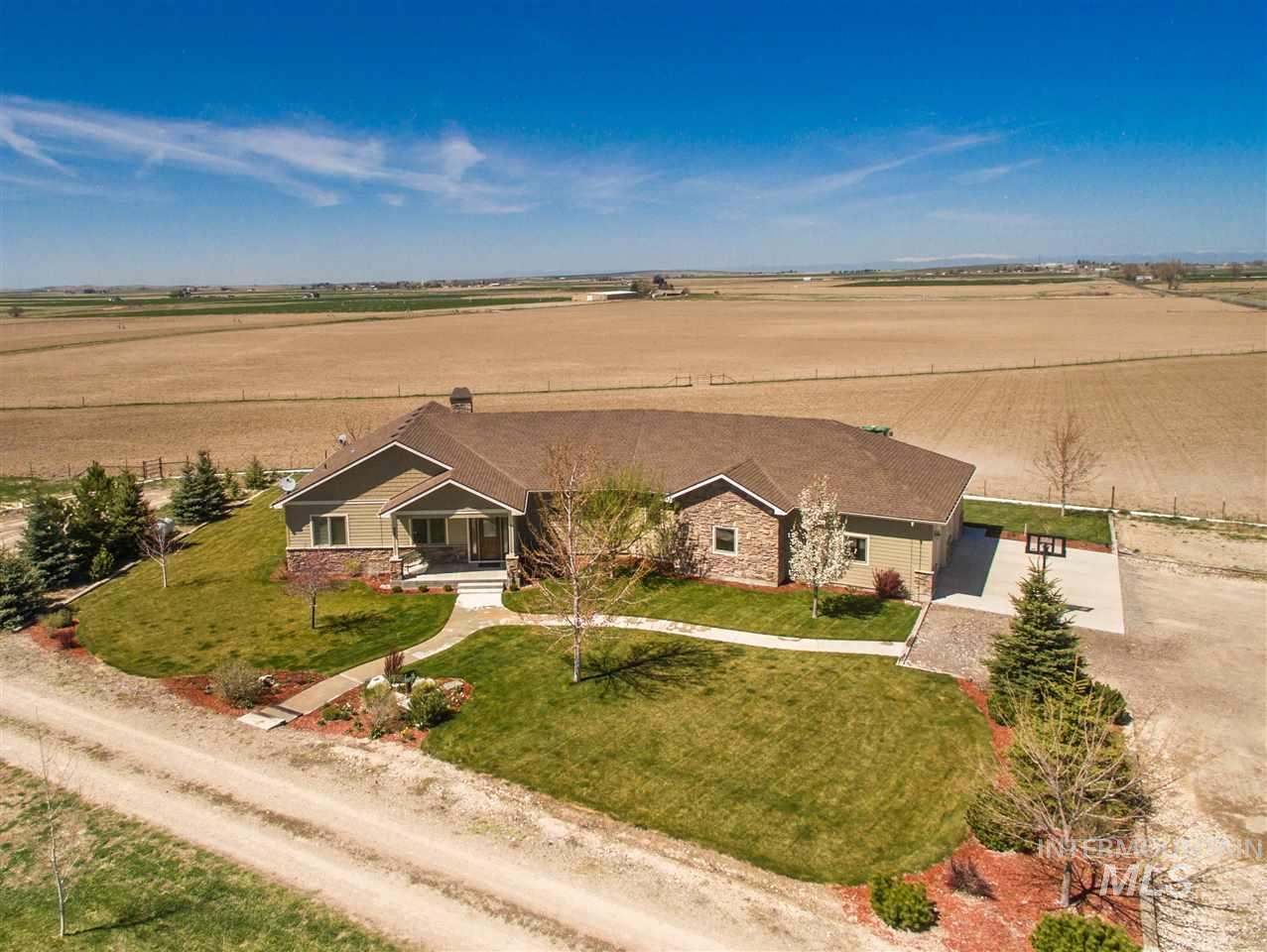 Idaho Homes On Acreage 50 To 100 Acres Stacey Budell