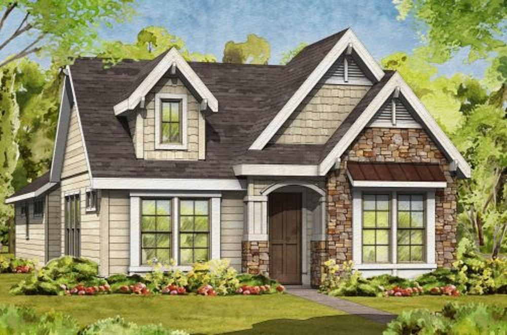 The Winter Sunset by Brighton Homes Located in the 55+ Age Qualified Community of Cadence. This efficiently designed floor plan offers function and charm. The open concept makes this home perfect for entertaining. Relax in the beautiful master suite with a walk-in shower and large closet. The beautiful kitchen features custom cabinets, walk-in pantry, Bosch stainless steel appliances package and Kohler throughout–a Brighton standard! This home is 100% Energy Star Certified. BTVAI
