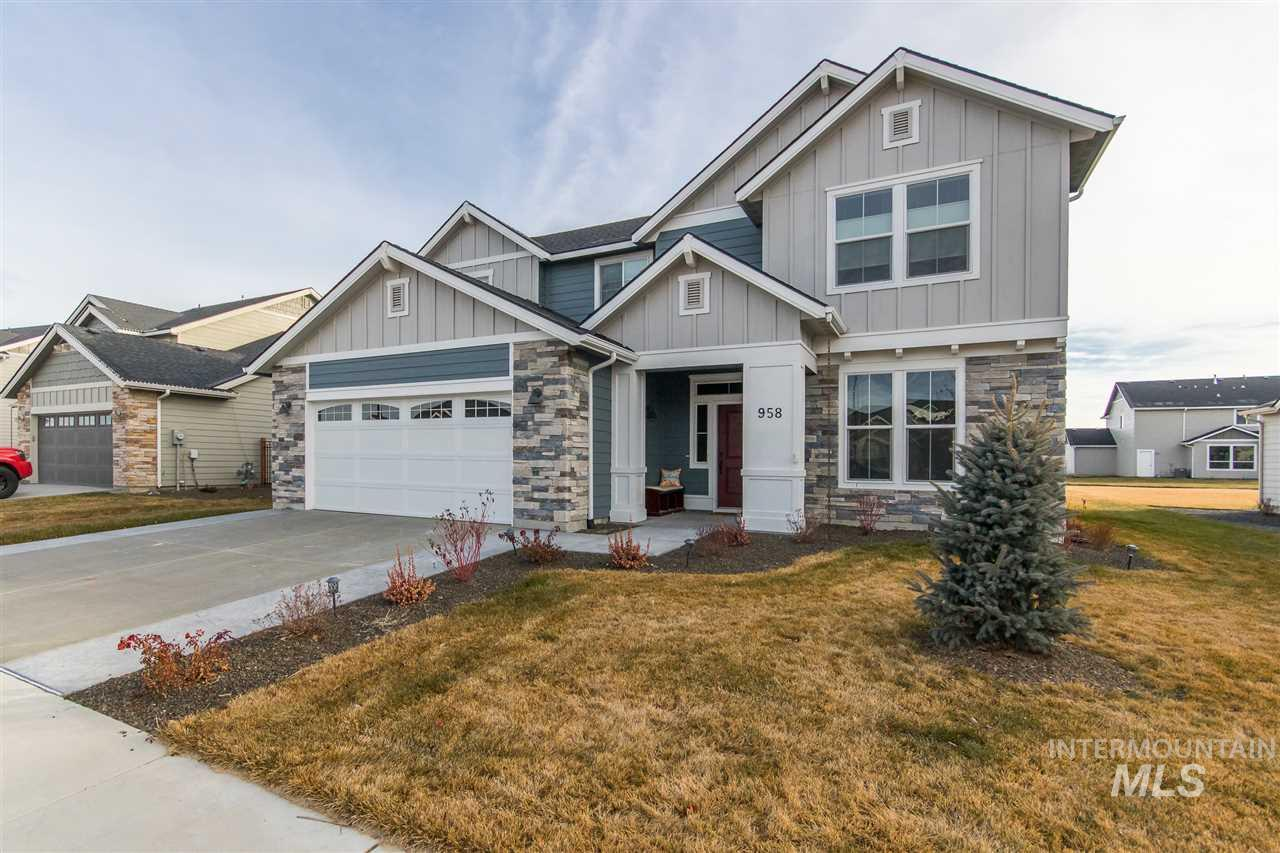 958 N World Cup Lane, Eagle, Idaho 83616, 4 Bedrooms, 2.5 Bathrooms, Residential For Sale, Price $409,900, 98716271