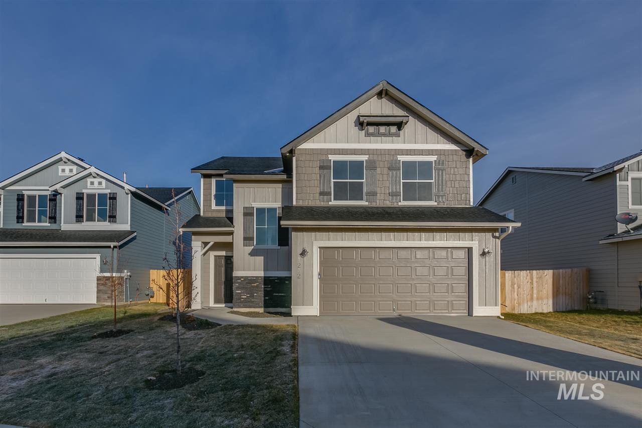 1044 E Lockhart St., Meridian, Idaho 83646, 3 Bedrooms, 2.5 Bathrooms, Residential For Sale, Price $367,455, 98716277