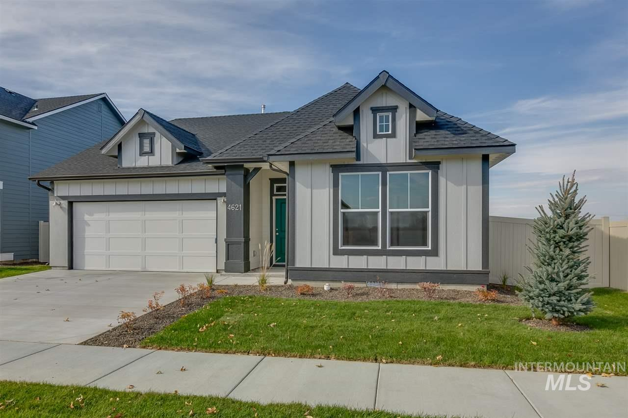 4636 S Tindaris Ave., Meridian, Idaho 83642, 3 Bedrooms, 2 Bathrooms, Residential For Sale, Price $319,990, 98716284