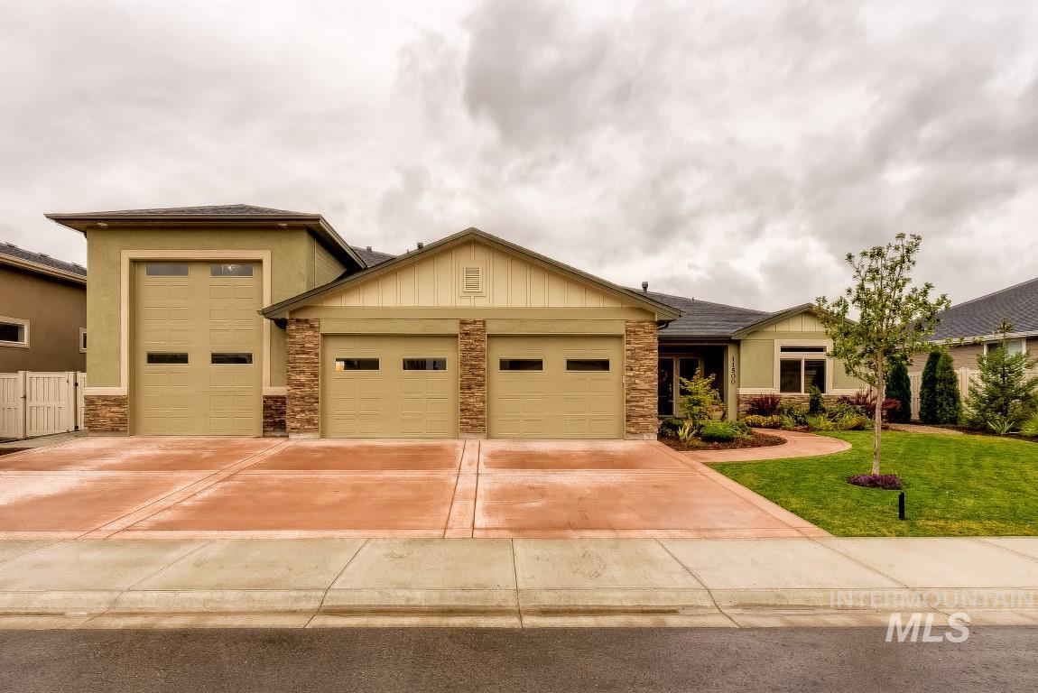 11500 W. Pathview, Star, Idaho 83669, 3 Bedrooms, 2.5 Bathrooms, Residential For Sale, Price $445,900, 98716339