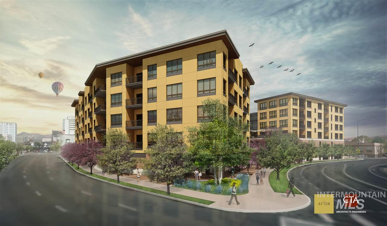 More than just a place to call home, living at The Afton is about being a part  of a downtown community whose heartbeat is the Boise lifestyle. Phase 2 condos are now under construction and will be ready for move-in in late 2019. Schedule a tour of phase 1 and our furnished model at TheAfton.com.