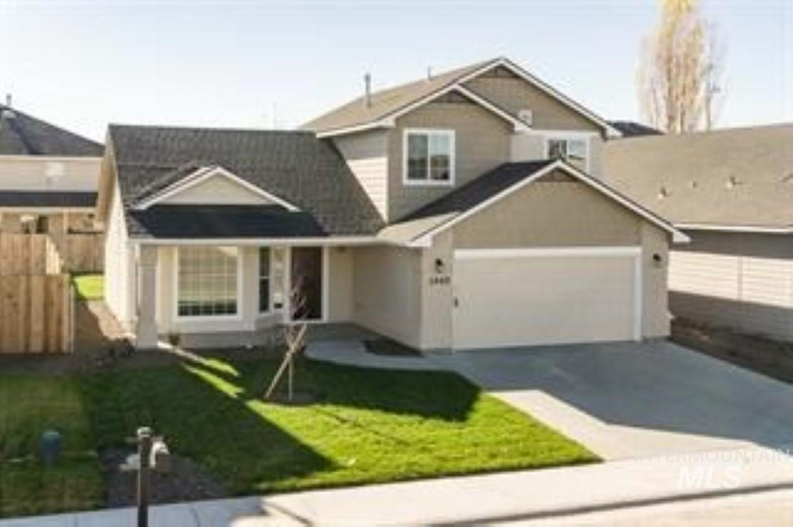 1445 E Territory Dr, Meridian, Idaho 84646, 3 Bedrooms, 2.5 Bathrooms, Rental For Rent, Price $1,595, 98716703