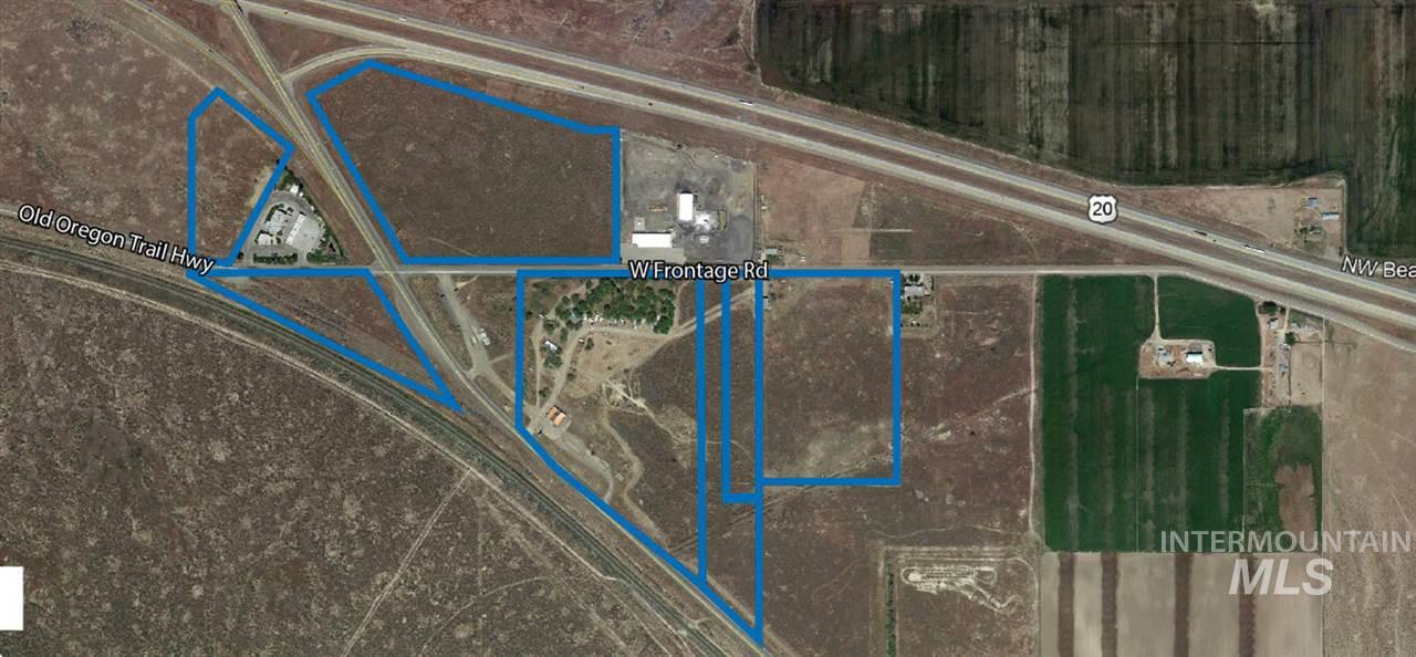 TBD Hwy 30 & Frontage Road, Mountain Home, Idaho 83647, Land For Sale, Price $986,950, 98716993