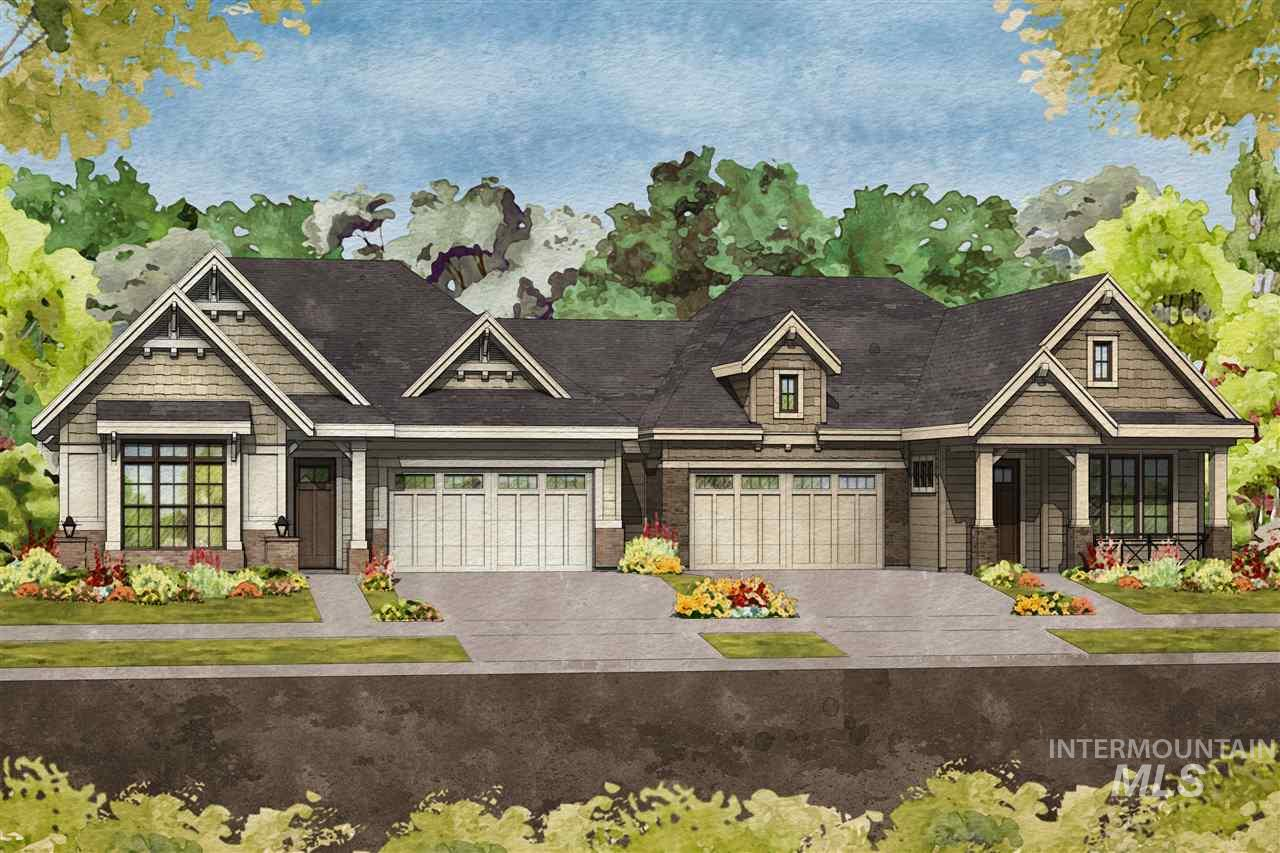 This efficiently designed floor planoffers function and charm. The open concept makes this home perfect for entertaining. Relax in the beautiful master suite with a  walk-in shower and large closet. The beautiful kitchen features custom cabinets, walk-in pantry, Bosch stainless steel appliances package and Kohler throughout - a Brighton standard!  This home is 100% Energy Star Certified. Interior specs shown are subject to change prior to completion date.