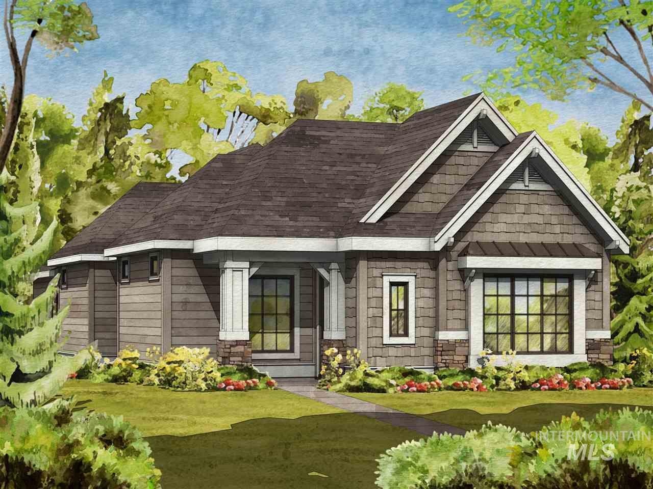 The Prairie Harvest by Brighton Homes, Beautiful open concept makes this home perfect for entertaining. Relax in the beautiful master suite with a  walk-in shower and large closet. The beautiful kitchen features custom cabinets, walk-in pantry, Bosch stainless steel appliances package and Kohler throughout - a Brighton standard!  This home is 100% Energy Star Certified. Interior specs shown are subject to change prior to completion date.