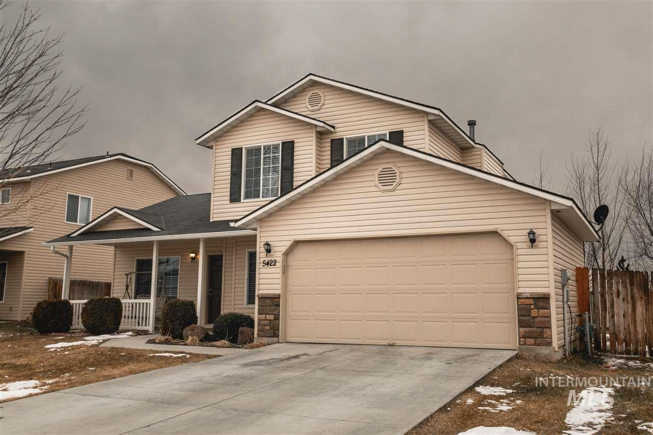 5422 Barkley Way, Caldwell, Idaho 83607, 4 Bedrooms, 2.5 Bathrooms, Residential For Sale, Price $224,990, 98718686