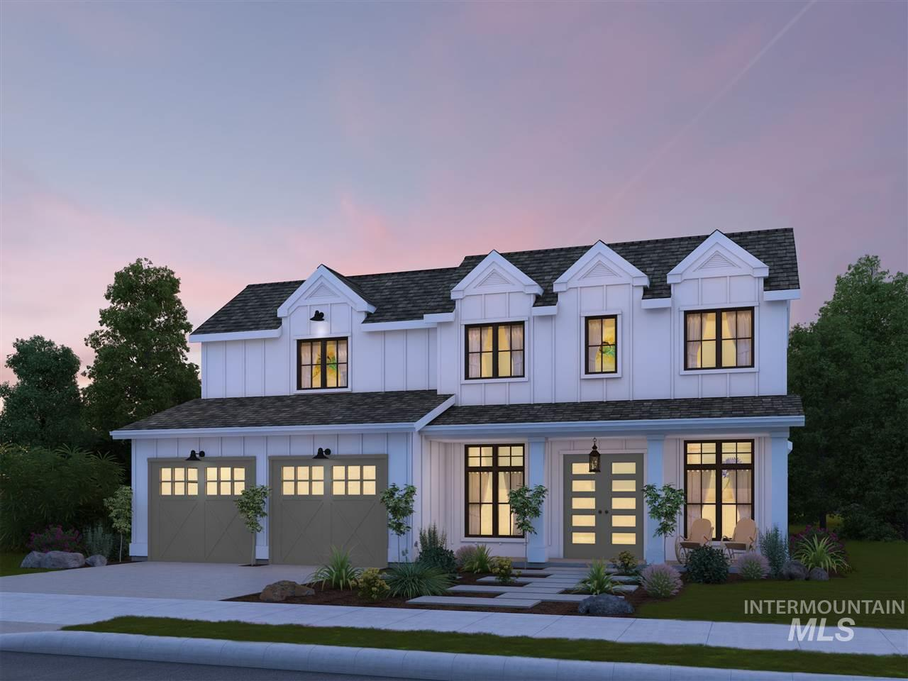"""Pre-Sold. """"The Colston"""" presented by Maddyn Homes featuring modern farm style, vaulted family room and beautiful custom finishes throughout. More lots available in Maddyn Village for this floor plan. **Visit our sales office Th-F from 12-5 or Sat-Sun 11-3.**"""