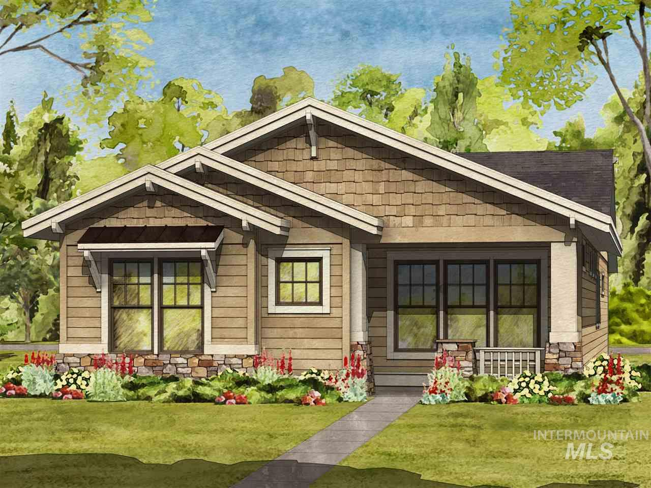 The Minnie Belle by Brighton Homes. Located in Cadence 55+ Community. Efficiently designed floor plan with an open concept makes this home perfect for entertaining.  Relax in the beautiful master suite with large walk-in closet. The beautiful kitchen features custom cabinets, walk-in pantry, Bosch stainless steel appliances and Kohler throughout, a Brighton standard! 100% Energy Star Certified. Interior specs shown are subject to change prior to completion date.