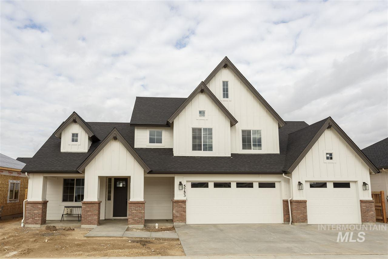 5753 S Ashcroft Way, Meridian, Idaho 83642, 4 Bedrooms, 3 Bathrooms, Residential For Sale, Price $469,900, 98718906