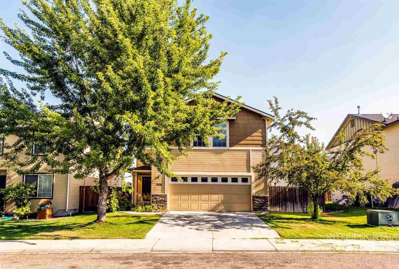 3136 E SHAVER CT, Meridian, Idaho 83642, 3 Bedrooms, 2.5 Bathrooms, Residential For Sale, Price $254,990, 98718945