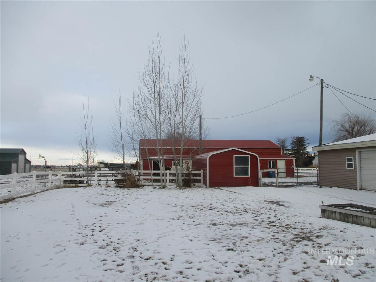 88 E 400 S- Rupert- Idaho 83350, 4 Bedrooms, 3 Bathrooms, Residential For Sale, Price $280,000, 98718975