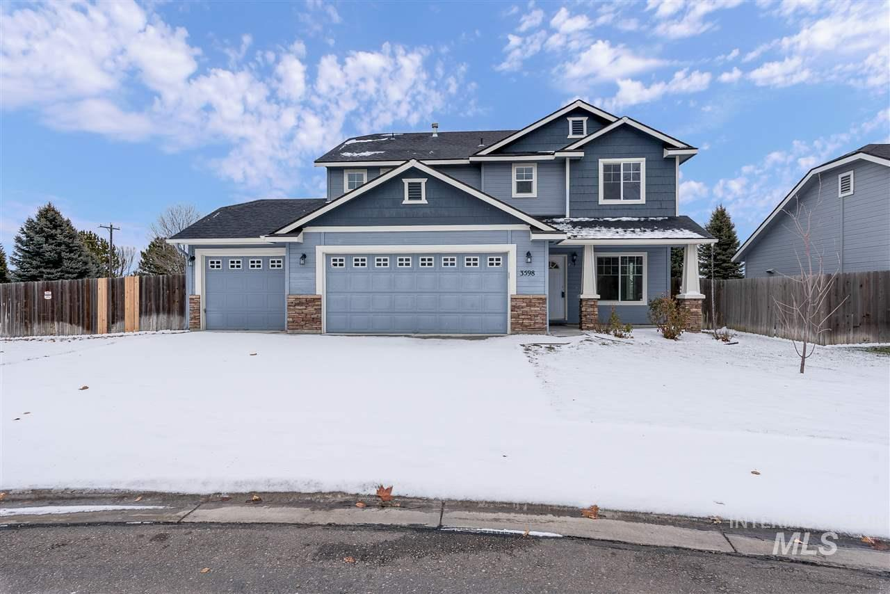 3598 N MAPLESTONE, Meridian, Idaho 83646, 4 Bedrooms, 2.5 Bathrooms, Residential For Sale, Price $289,990, 98719479