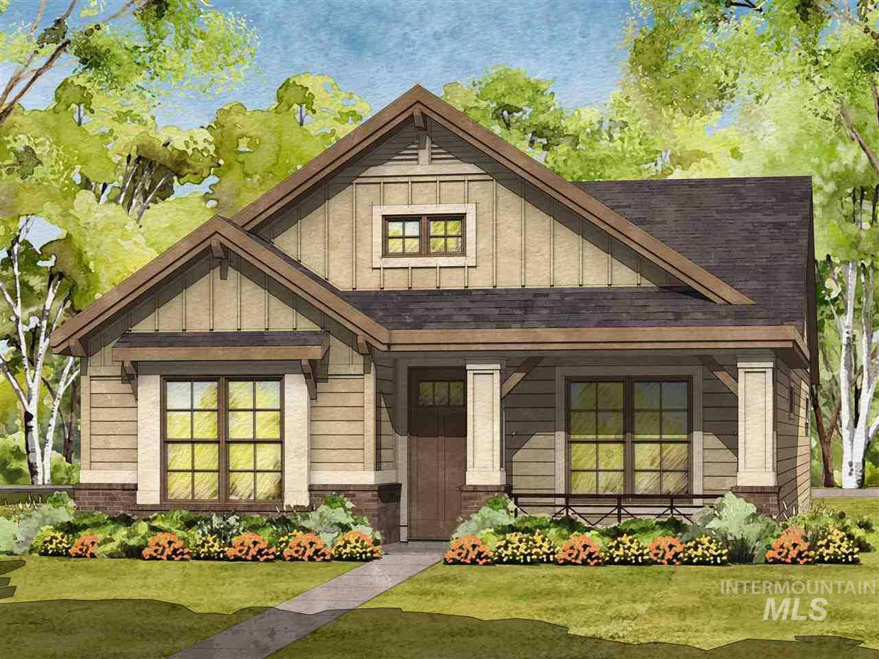 The Black Forest by Brighton Homes. This efficiently designed floor plan offers function and charm. The open concept makes this home perfect for entertaining. Relax in the beautiful master suite with a walk-in shower and large closet. The beautiful kitchen features custom cabinets, walk-in pantry, Bosch stainless steel appliances package and Kohler throughout–a Brighton standard! This home is 100% Energy Star Certified. Interior specs shown are subject to change prior to completion date.
