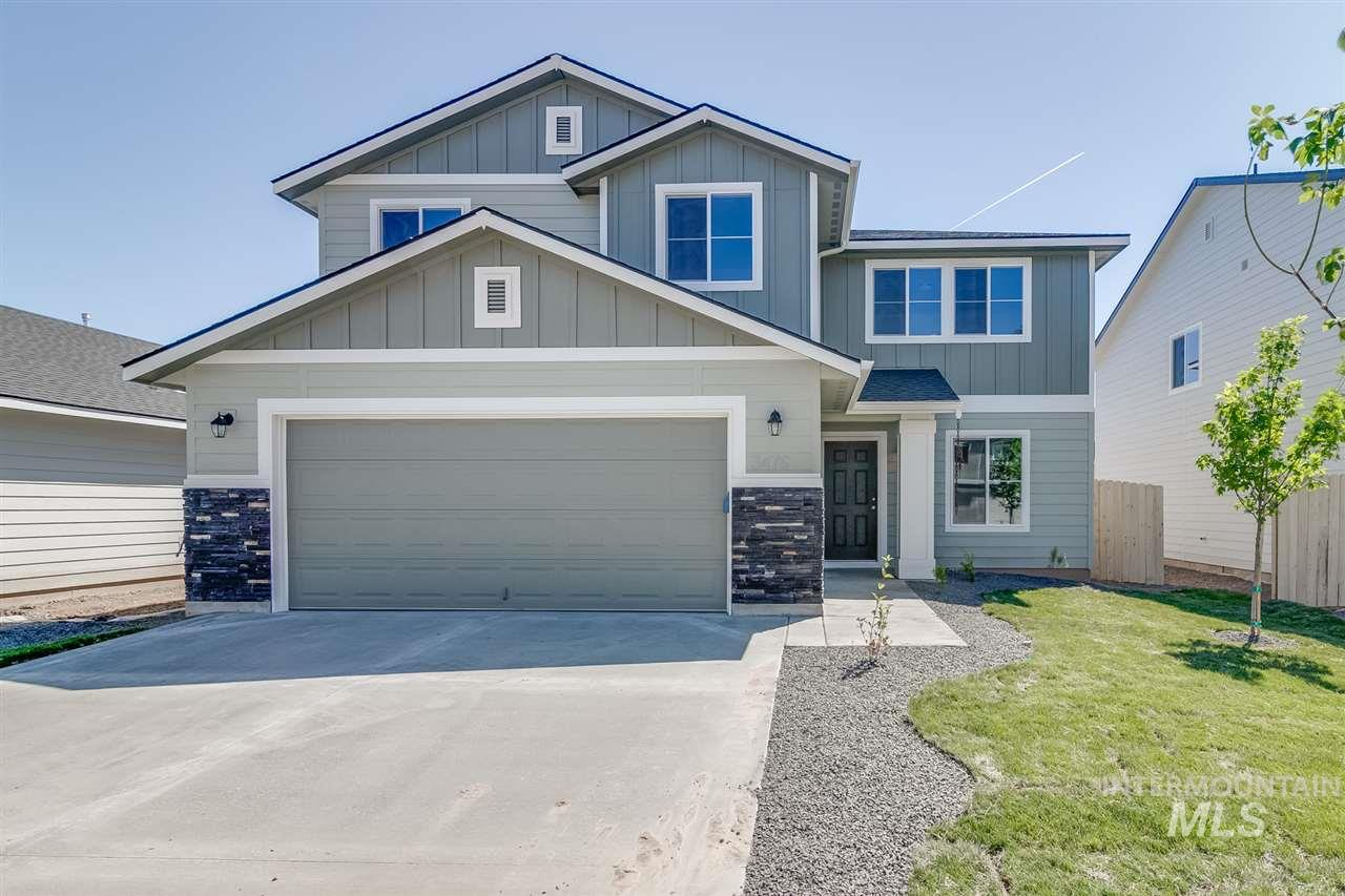 You're only moments away from calling the Lennox 2332 your dream home come true. Inside this two story beauty, you will find four bedrooms plus a loft upstairs, your perfect escape at the end of the day. Price includes dual vanity, stainless appliances, vinyl floors, and more. RCE-923
