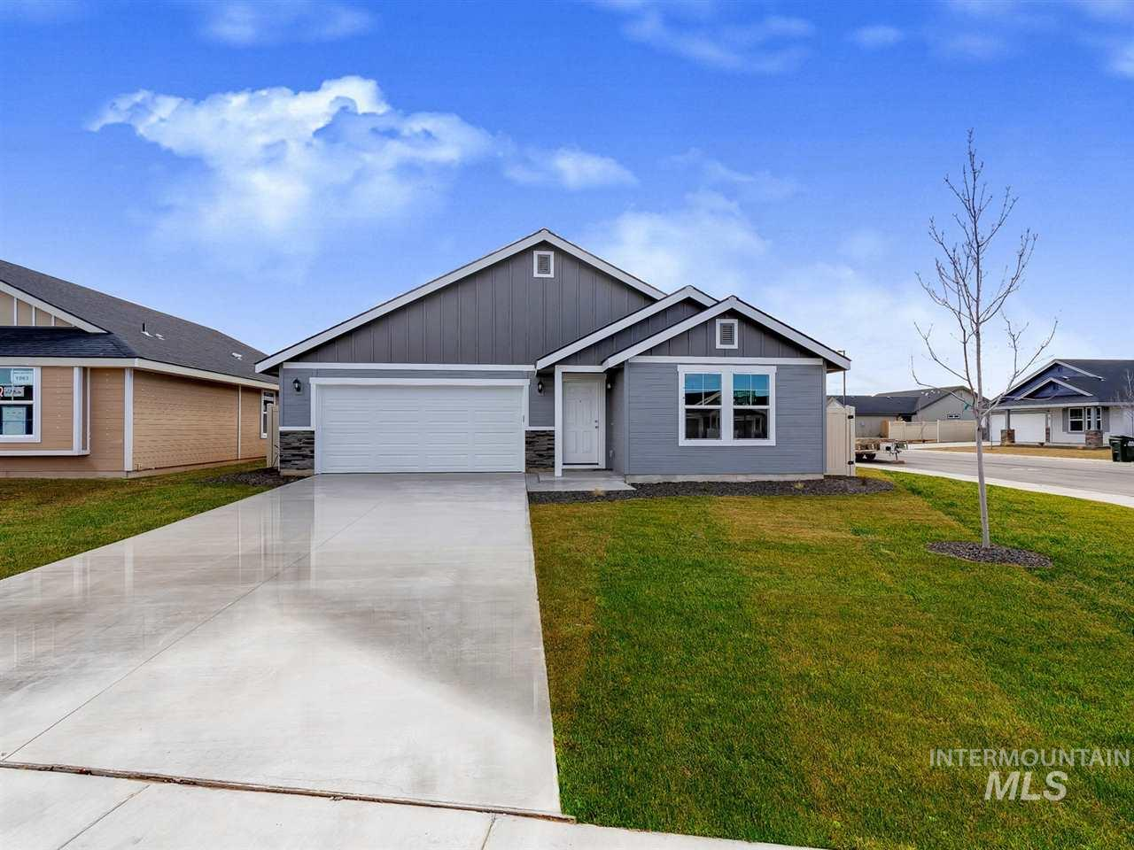 Pre-sold Brookfield with Craftsman Elevation