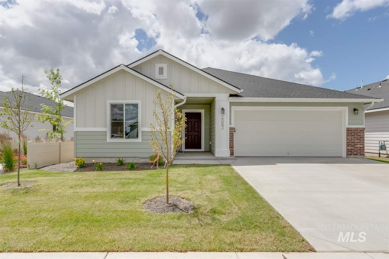 Get $5k with the Cash Boom Home Promo NOW thru 7/31. As beautiful as it's name, the new Olivia 1522 is just the right size for you to call home. Not only are your two bedrooms split from the master suite, all your entertaining needs are quickly resolved with an open living room layout. Price includes dual vanity, stainless appliances, upgrades cabinets, partial fencing, and more.  RCE-923
