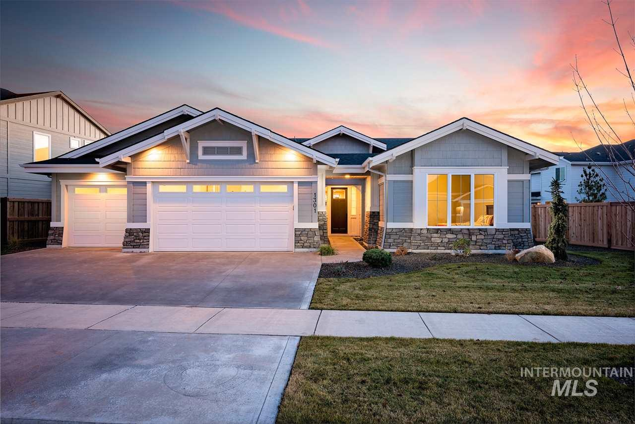 4197 W Everest Street, Meridian, Idaho 83646, 3 Bedrooms, 2.5 Bathrooms, Residential For Sale, Price $424,900, 98722110