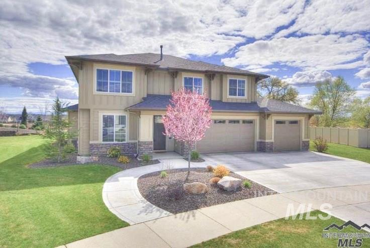 6353 W Donatella St, Eagle, Idaho 83616, 4 Bedrooms, 2.5 Bathrooms, Residential For Sale, Price $520,000, 98722406