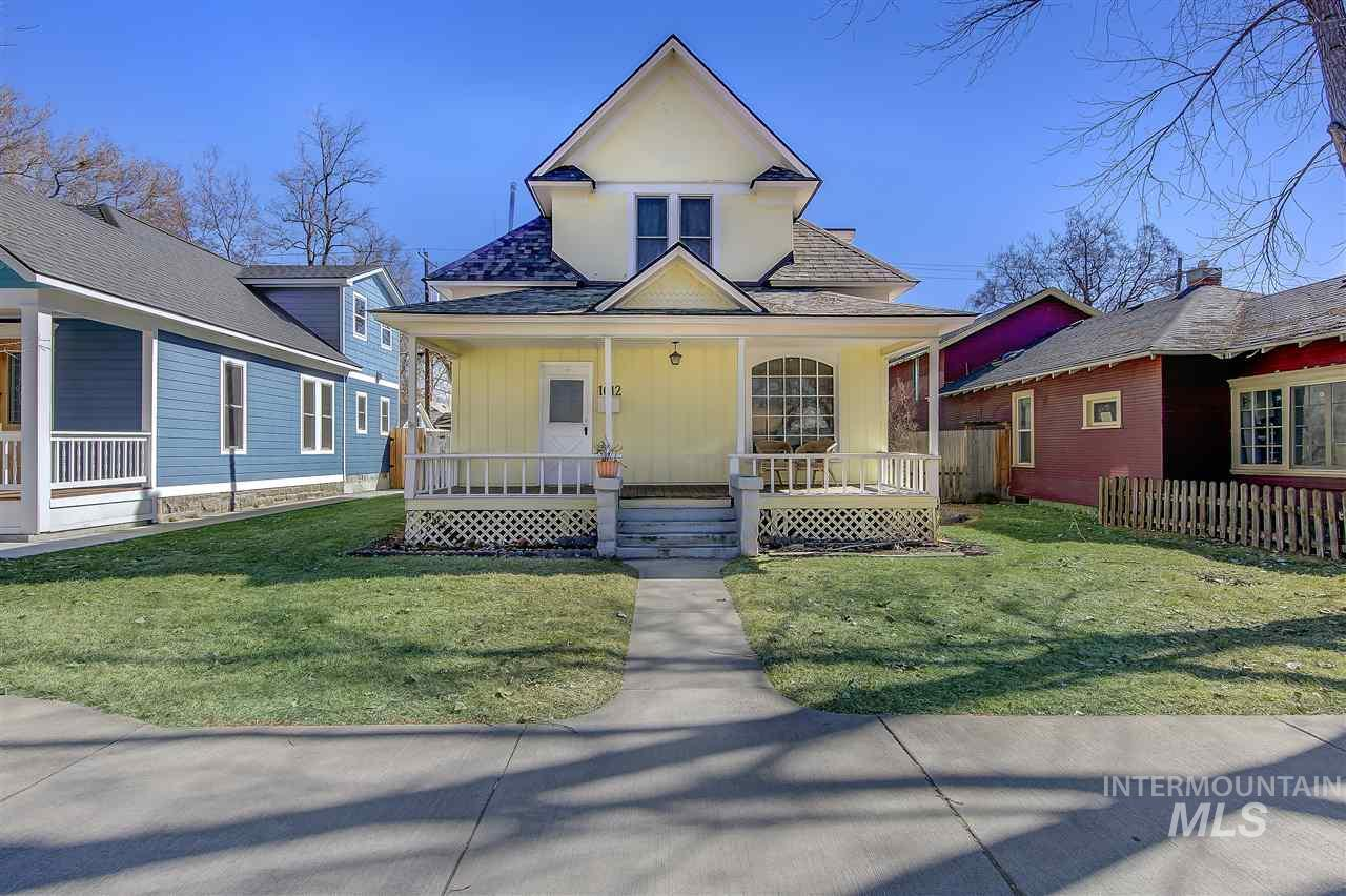 1012 N 15TH, Boise, Idaho 83702, 2 Bedrooms, 2 Bathrooms, Residential For Sale, Price $380,000, 98722639