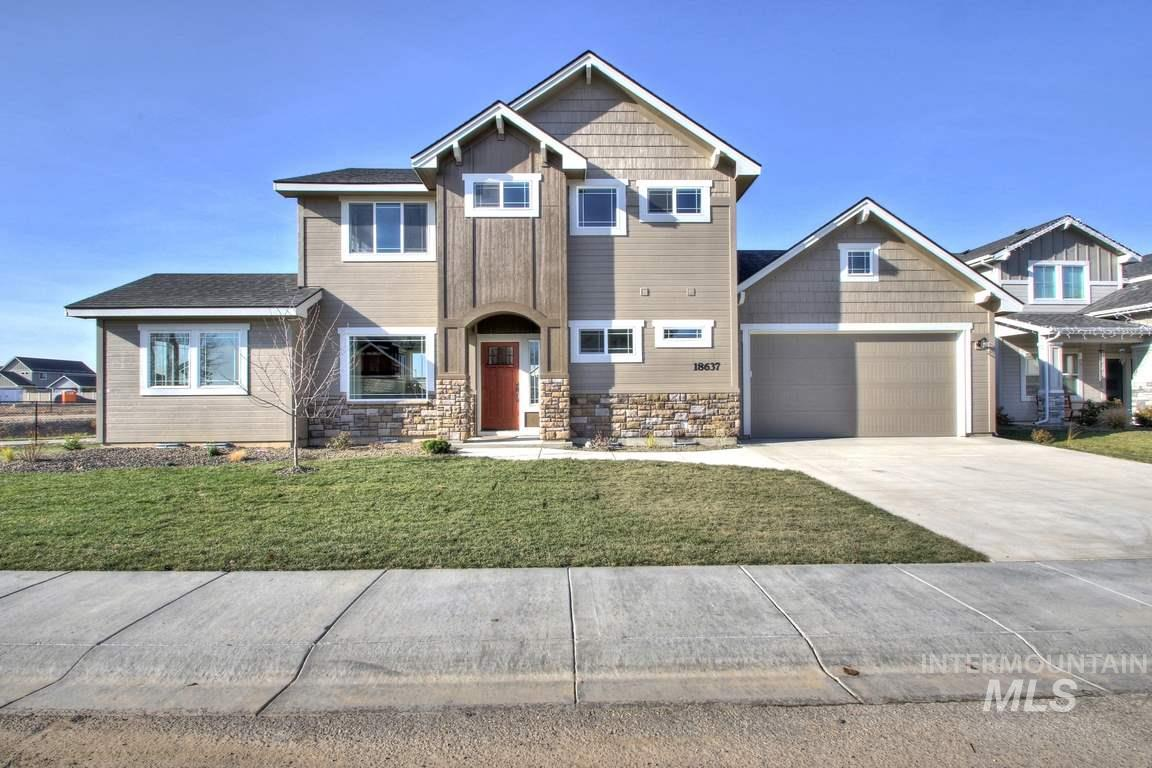 18637 Smiley Peak Ave., Nampa, Idaho 83687, 3 Bedrooms, 2.5 Bathrooms, Residential For Sale, Price $319,900, 98722719