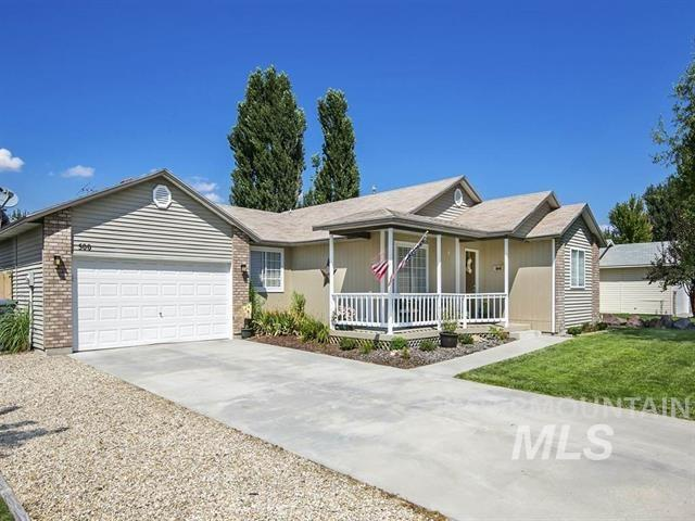 500 Huckleberry St, Middleton, Idaho 83644, 3 Bedrooms, 2 Bathrooms, Rental For Rent, Price $1,500, 98723283