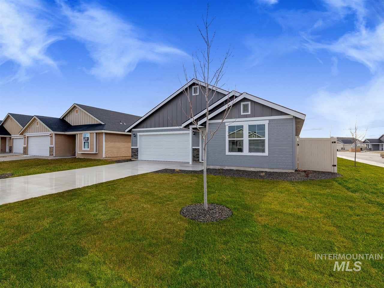 Pre-sold Brookfield with Craftsman Elevation. Photo Similar.