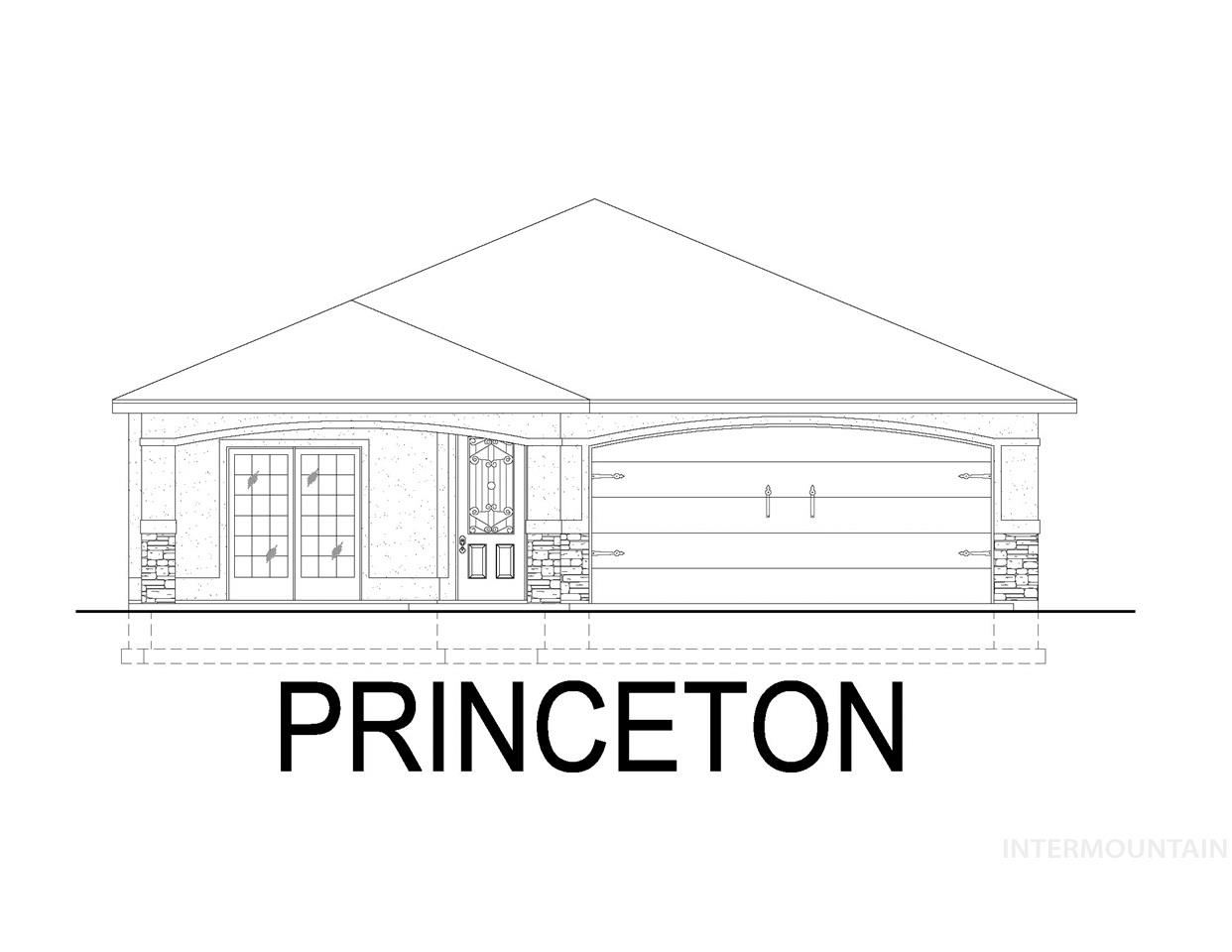 Stylish Princeton plan by renowned Ted Mason Signature Homes. Indulge yourself w/rich interior finishes & full stucco-stone exterior. All bedrooms w/full baths. Front porch, covered patio + fully landscaped. Energy efficient with HERS score. You'll love the huge community clubhouse & fitness center-among the finest in the Treasure Valley with pool & grand space for entertaining. Full exterior landscaping maintenance included in HOA-$350/qt.