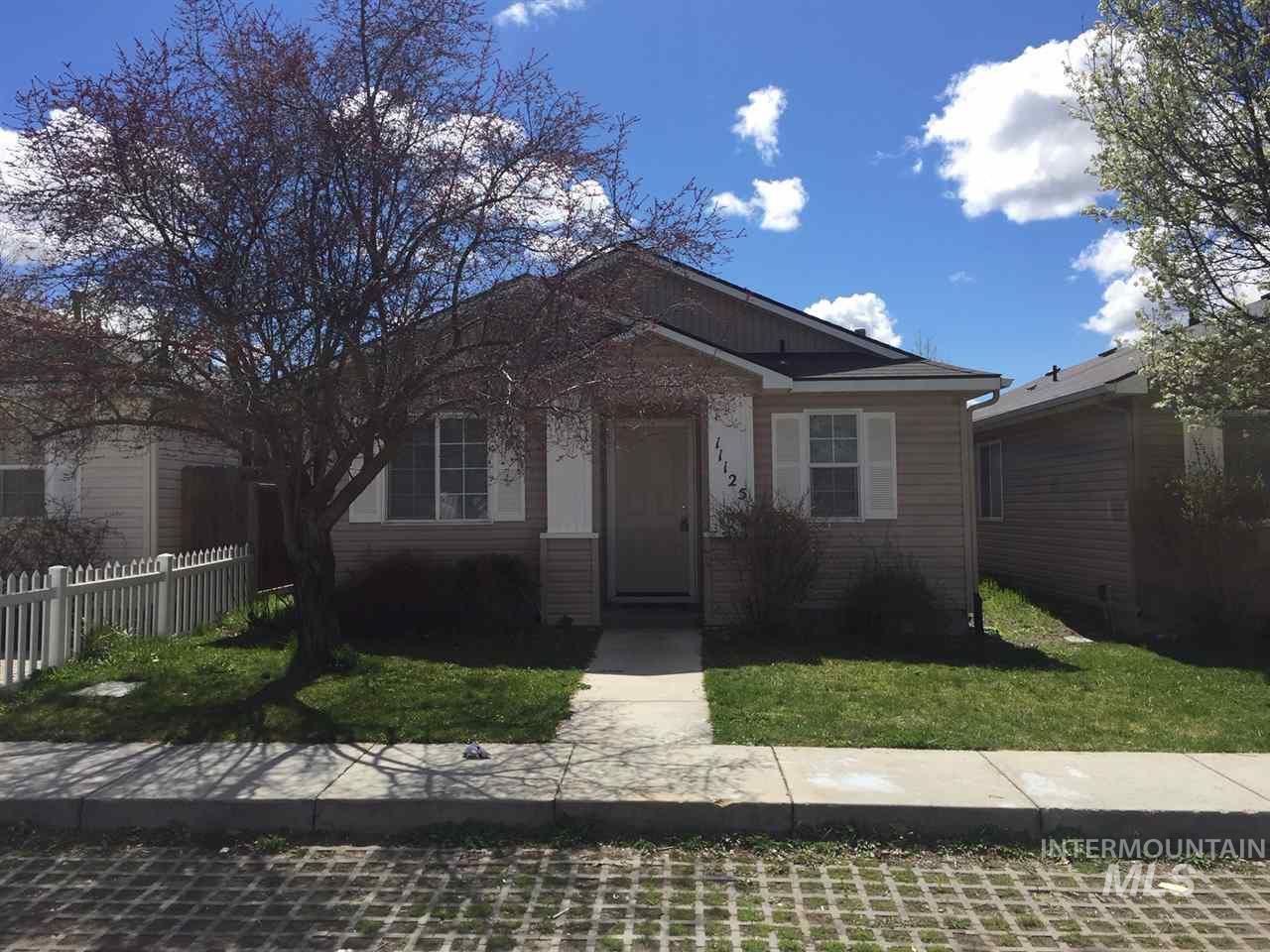 11125 W Race St., Boise, Idaho 83713, 3 Bedrooms, 2 Bathrooms, Residential Income For Sale, Price $214,900, 98725385